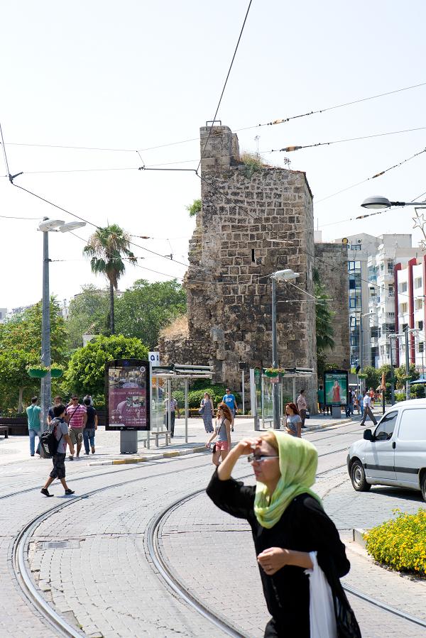 土耳其最受欢迎海滨度假地 小亚细亚俗世乐园安塔利亚
