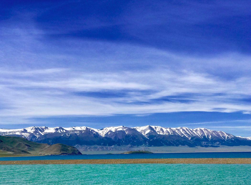江南花季已过 新疆这里的春天才刚刚开始!惊艳世界
