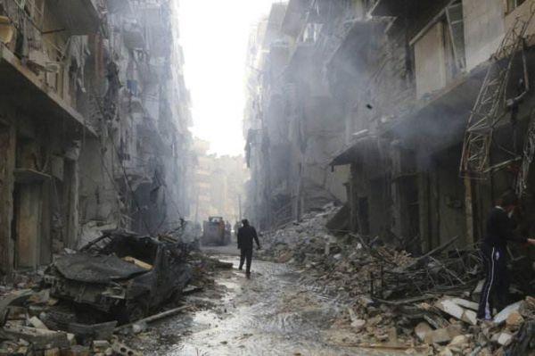 又一处大国坟场?叙内战或演变为伊朗对抗以色列