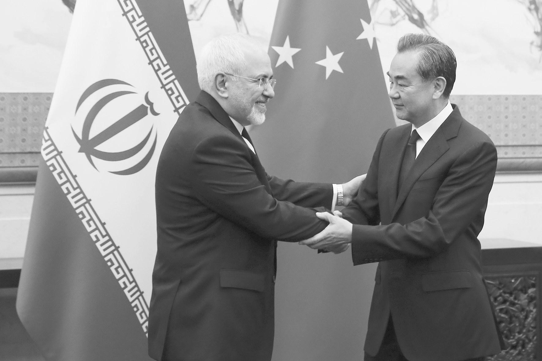 伊朗外长访中俄寻求帮助 专家:中国会慎重选择