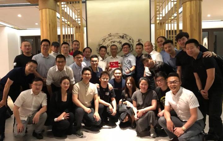 阿里十八罗汉之一谢世煌 对温州新生代企业家说了啥?