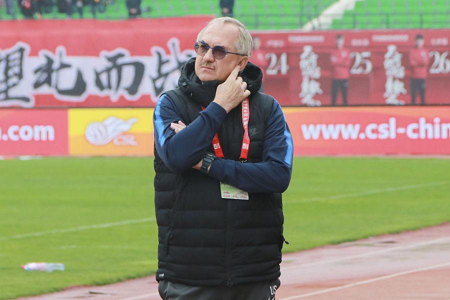 施蒂利克:泰达将与鹿岛热身,世界杯不看好韩国队出线