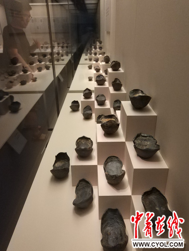 """500余件""""张献忠沉银""""文物首度公开展览"""