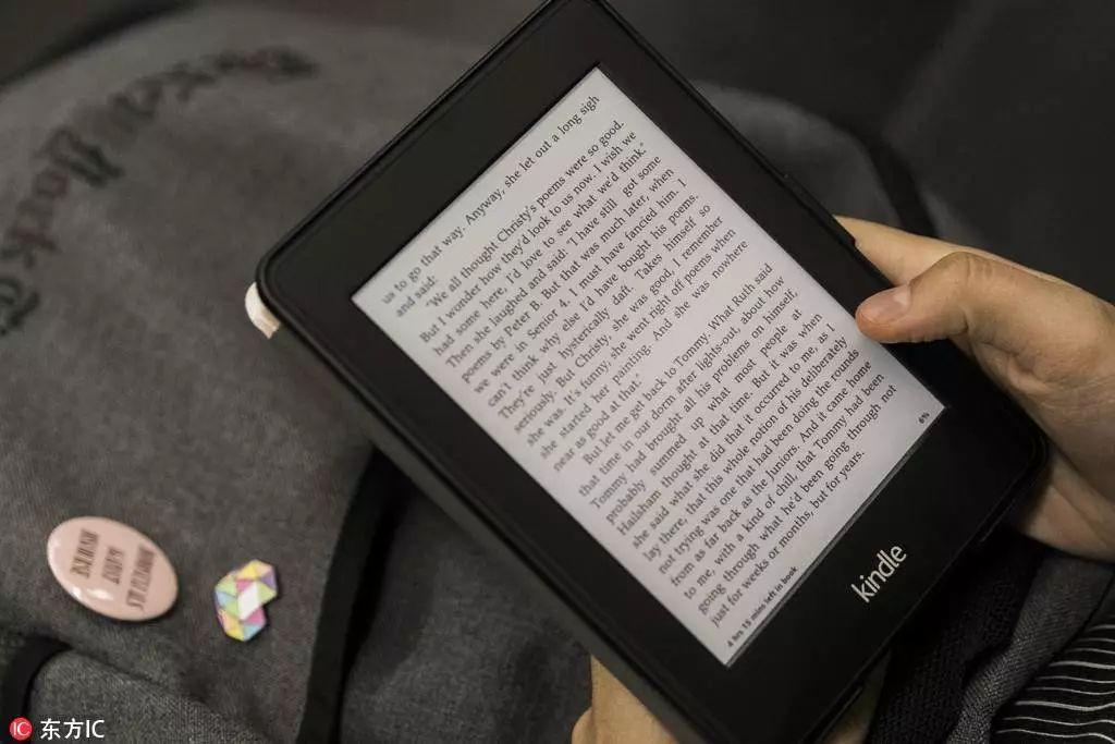 风眼 | 无Kindle不成电子书?