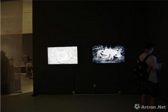 四川美术学院新媒体系张晓涛视频影像作品