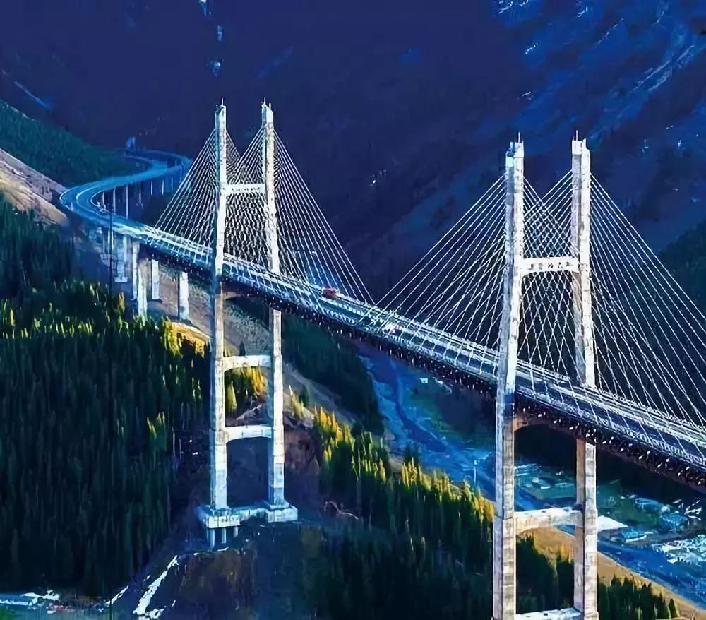 这9条天路霸占了新疆全部的美 比66号公路更惊艳奇绝