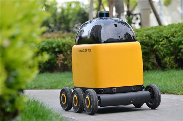 """从""""上五环""""到常态化运营 苏宁无人车如何让科技之光照进现实"""