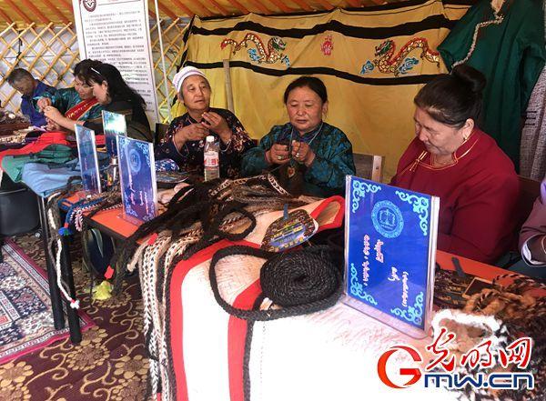 【新时代•幸福美丽新边疆】内蒙古草原牧民乐享崭新生活