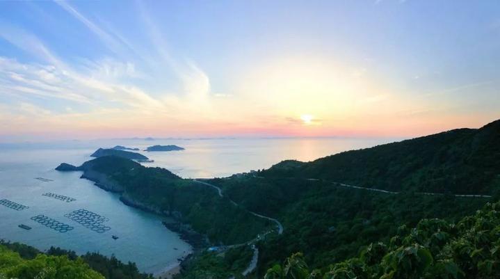台州清凉避暑地推荐 椒江大陈岛 陪你去看荧光海 这座台州山海间的