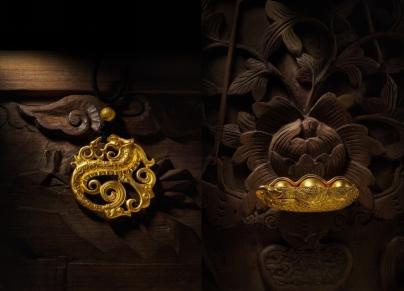巧夺天工——周大福传承黄金艺术展于苏州博物馆开幕