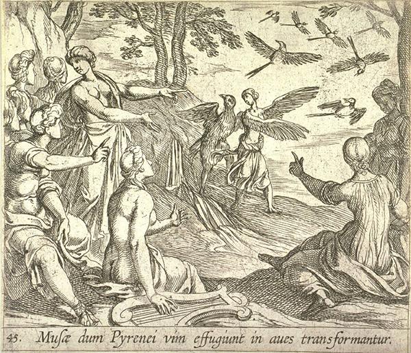 变形记:神话与文学作品中的变形故事