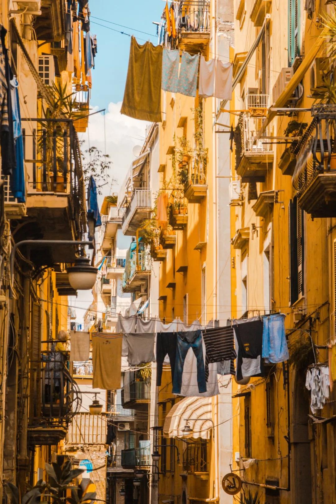 你不能错过的意大利  藏在这个地中海边的千年老城!