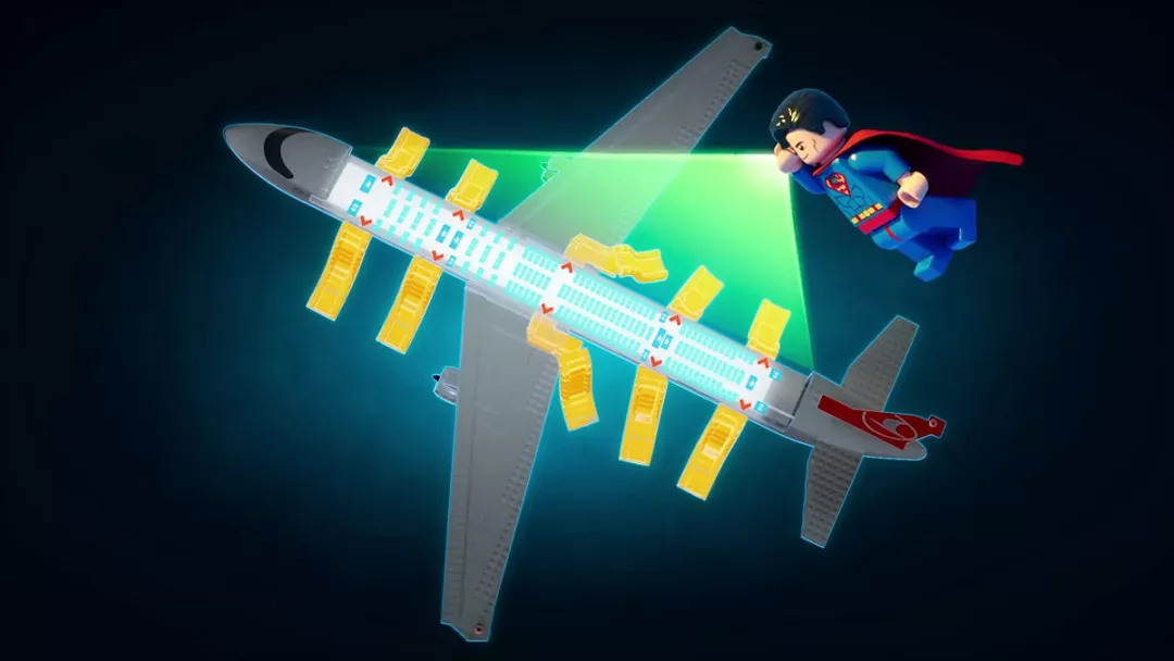 """全球十大別出心裁的飛機""""小電影"""" 你最喜歡哪一部?"""