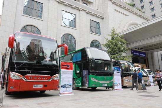 安凯客车针对旅游客运开发的高端产品