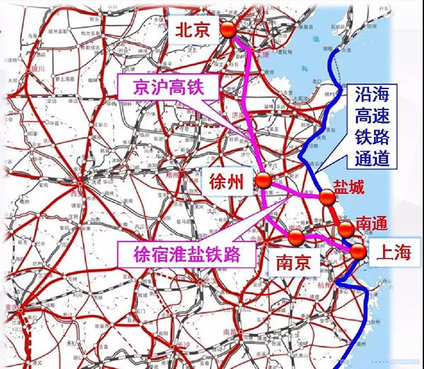 上海⇋青岛高铁又进一步 单程缩至4小时
