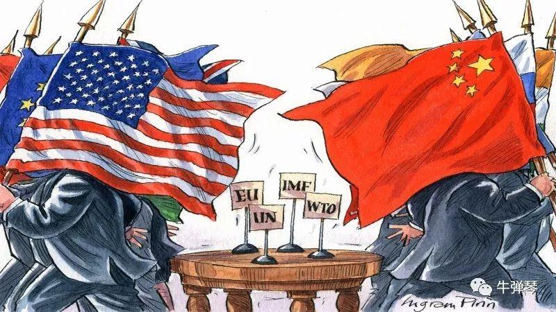 贸易战升级 中方对这三个最敏感问题的回答意味深长!