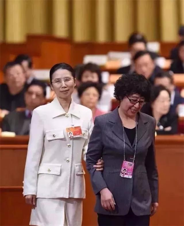 杨佳作为全国政协委员参加2015年全国两会