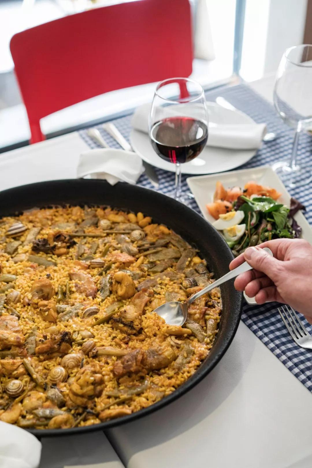 """西班牙""""大鍋飯""""都有自己的節日了 你卻連它的故鄉還沒去過?"""