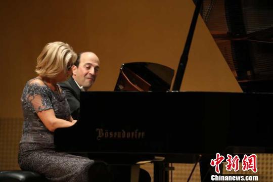 波兰音乐家组合在24日晚带来莫扎特和德彪西的经典曲目演绎。 主办方供图摄