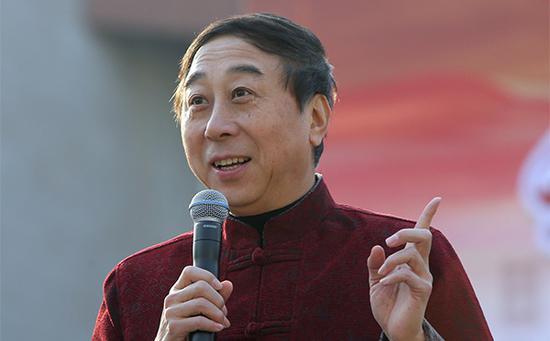 知名演员冯巩。东方IC 资料图