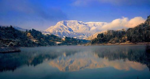 山水之都眉山 邂逅最美的风景