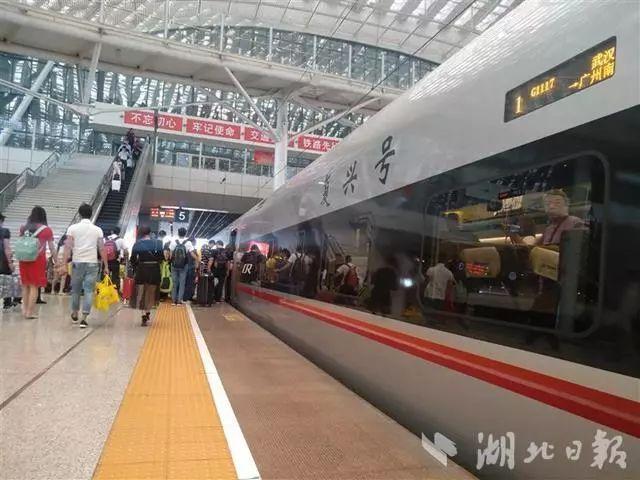 下月起,武汉首开至千岛湖、威海高铁!全程直达仅需…