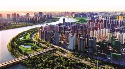 和平区:建设国际化现代化品质化的中心城区