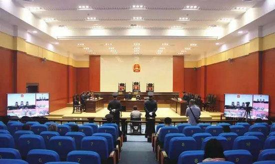 广西外子戕害两个亲生女儿后藏尸 一审被判物化刑
