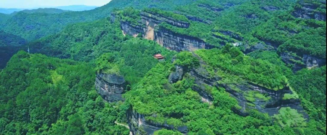 赣州最美风景区