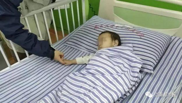 南昌9个月男婴被弃最新消息:孩子回家了