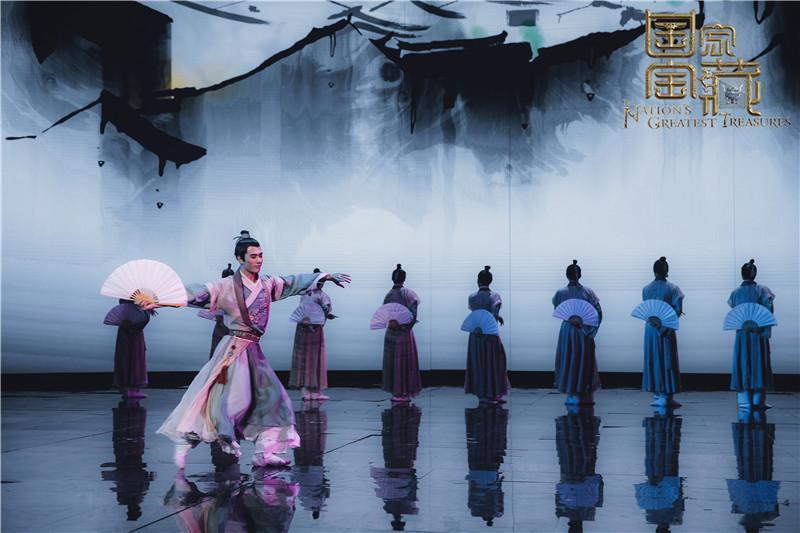 北京舞蹈学院《纸扇书生》