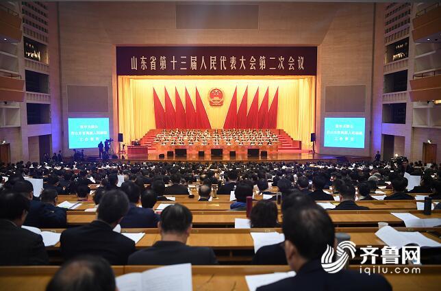 2018年山东坚决惩治贪腐犯罪 判