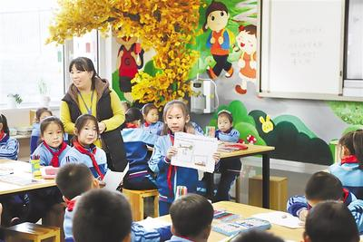 让城乡学生共享发展成果 保定:推进教育均衡发展