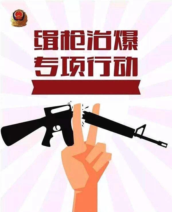 山东开展打击整治枪爆违法犯罪专项行动有5个重点