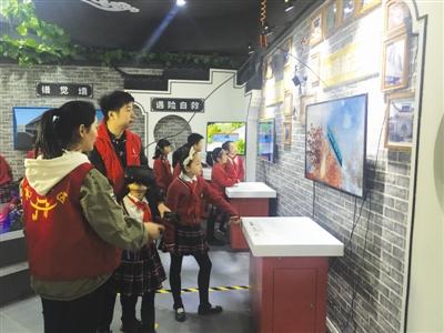 滁州:学习科普知识 探索奇妙世界