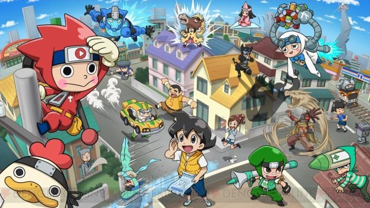 Switch沙盒建造游戲新作《忍者盒子》9月26日發售