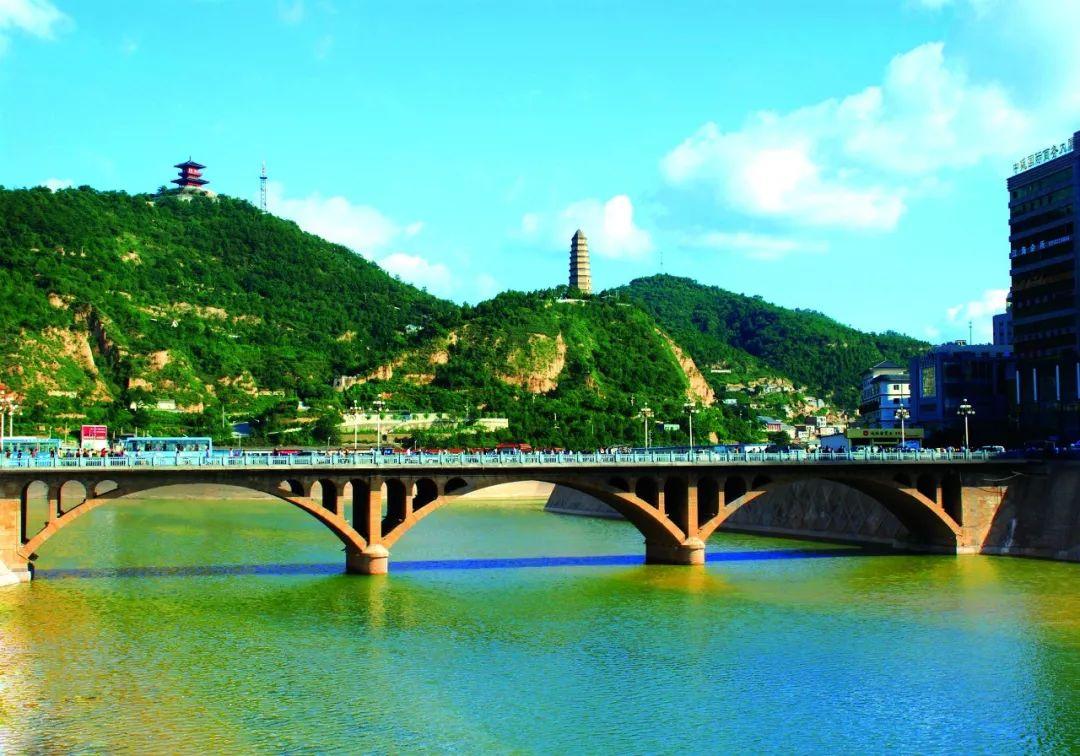 延安山风景区主要景点