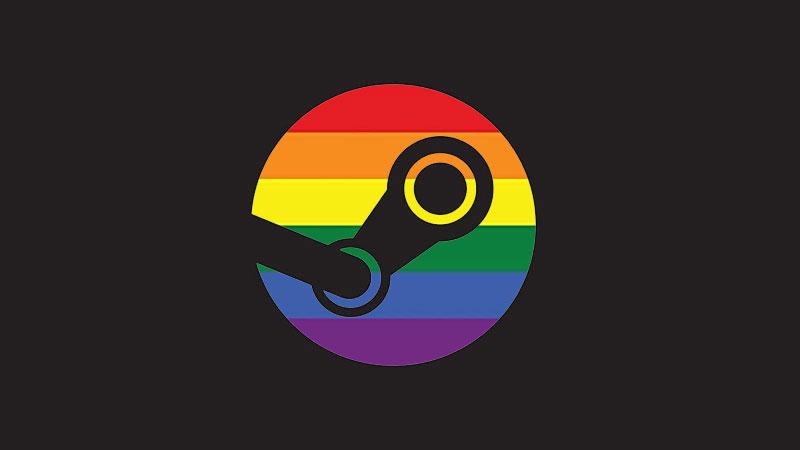 """Steam正式加入""""LGBTQ+""""游戏标签 给玩家们提供更多样的选择"""