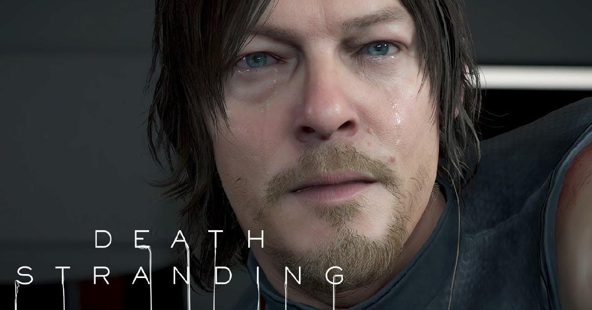 PS4独占游戏《死亡搁浅》香港预订送限量礼品