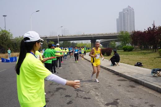 """马拉松暨全国马拉松锦标赛(第二站)""""在秦皇岛市"""