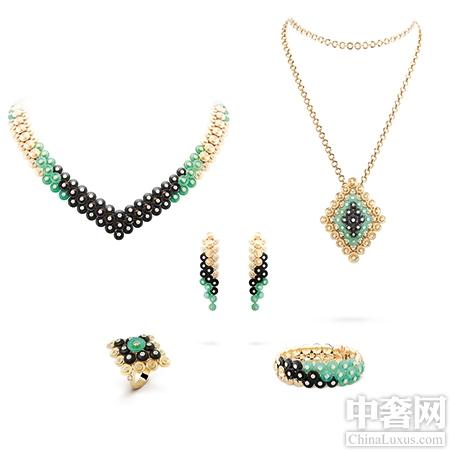 线条和色彩的盛宴 梵克雅宝全新珠宝系列_凤凰山东