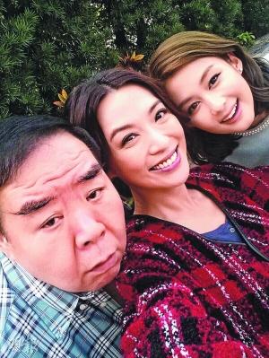 郑则仕临危受命回TVB:现在有戏拍已经很开心 [有看点]