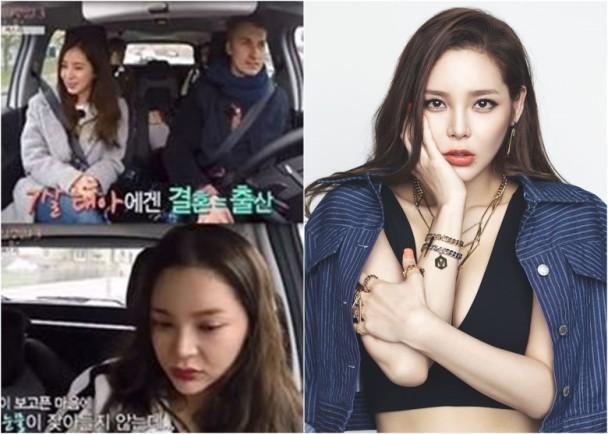 韩女星朴诗妍与企业家丈夫闹离婚 提女儿顿时泪崩(图)【星看点】
