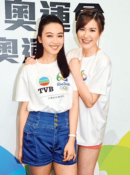 TVB女星刘佩玥否认倒追黄宗泽:简直无中生有【星看点】