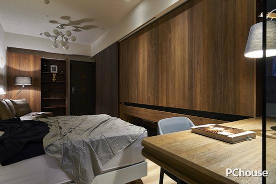 小房子也有小温馨 小卧室装修效果图欣赏