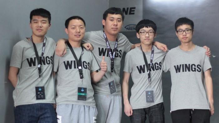 Liquid官网TI6战队大巡礼——Wings篇