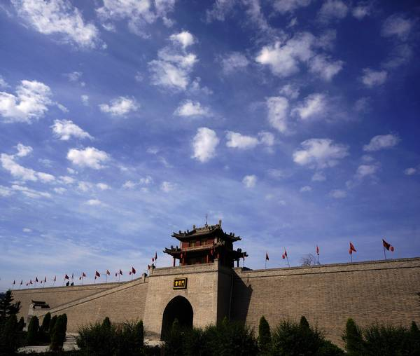"""白银会宁县着力建设甘肃""""红色文化旅游第一县"""""""