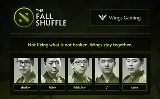 凯时娱乐网址:辛辣点评国内DOTA2新格局 Wings战术或被针对