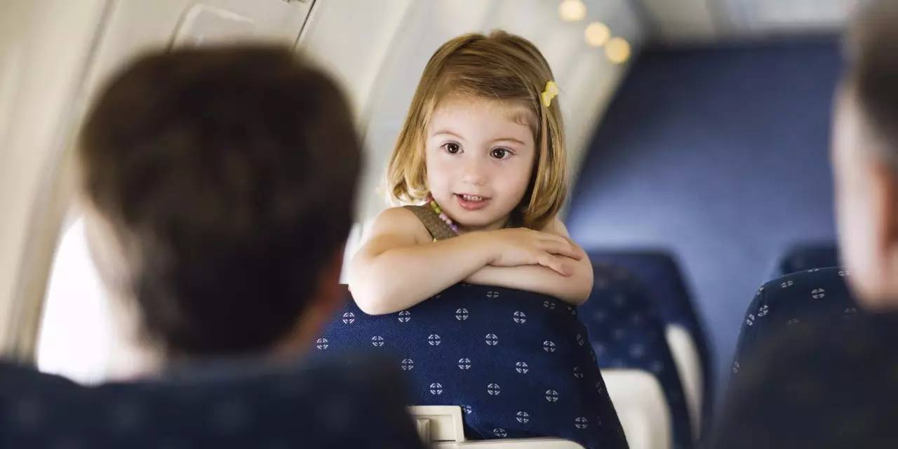 第一个问题:小朋友坐飞机会有问题么?