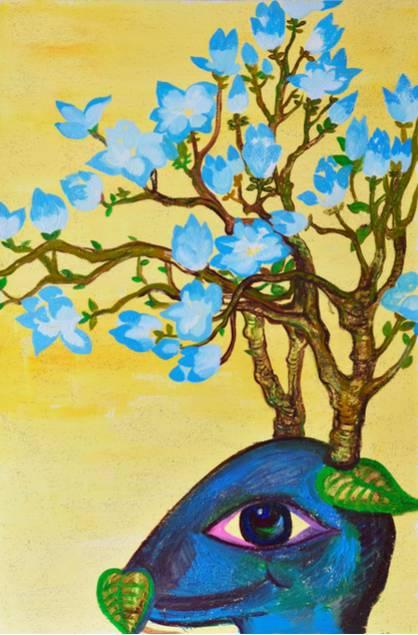 美术馆与动物园——杨心远作品展将于15日在京开幕